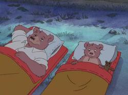 The Little Bear Movie Hollywoodedge, Bird Hawk Single Scre PE020801.jpg