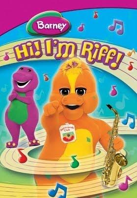Barney: Hi! I'm Riff! (2008)