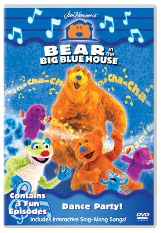 Bear in the Big Blue House: Dance Party (2002)