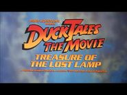 DuckTales The Movie (1990) Theatrical Trailer