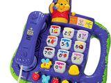 Winnie the Pooh: Teach 'N Lights Phone