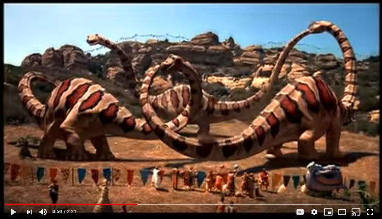 The Flintstones in Viva Rock Vegas (2000) (Trailers)