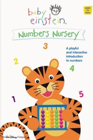 Numbers Nursery (2003) (Videos)