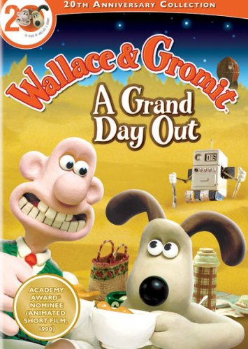 A Grand Day Out (1990) (Short)