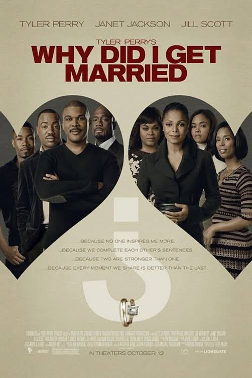 Tyler Perry's Why Did I Get Married? (2007)