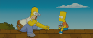 The Simpsons Movie (2007) Hollywoodedge, Object Being Squashe PE105201
