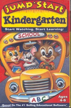 JumpStart Kindergarten: Why Did the Bus Stop? (1999) (Videos)