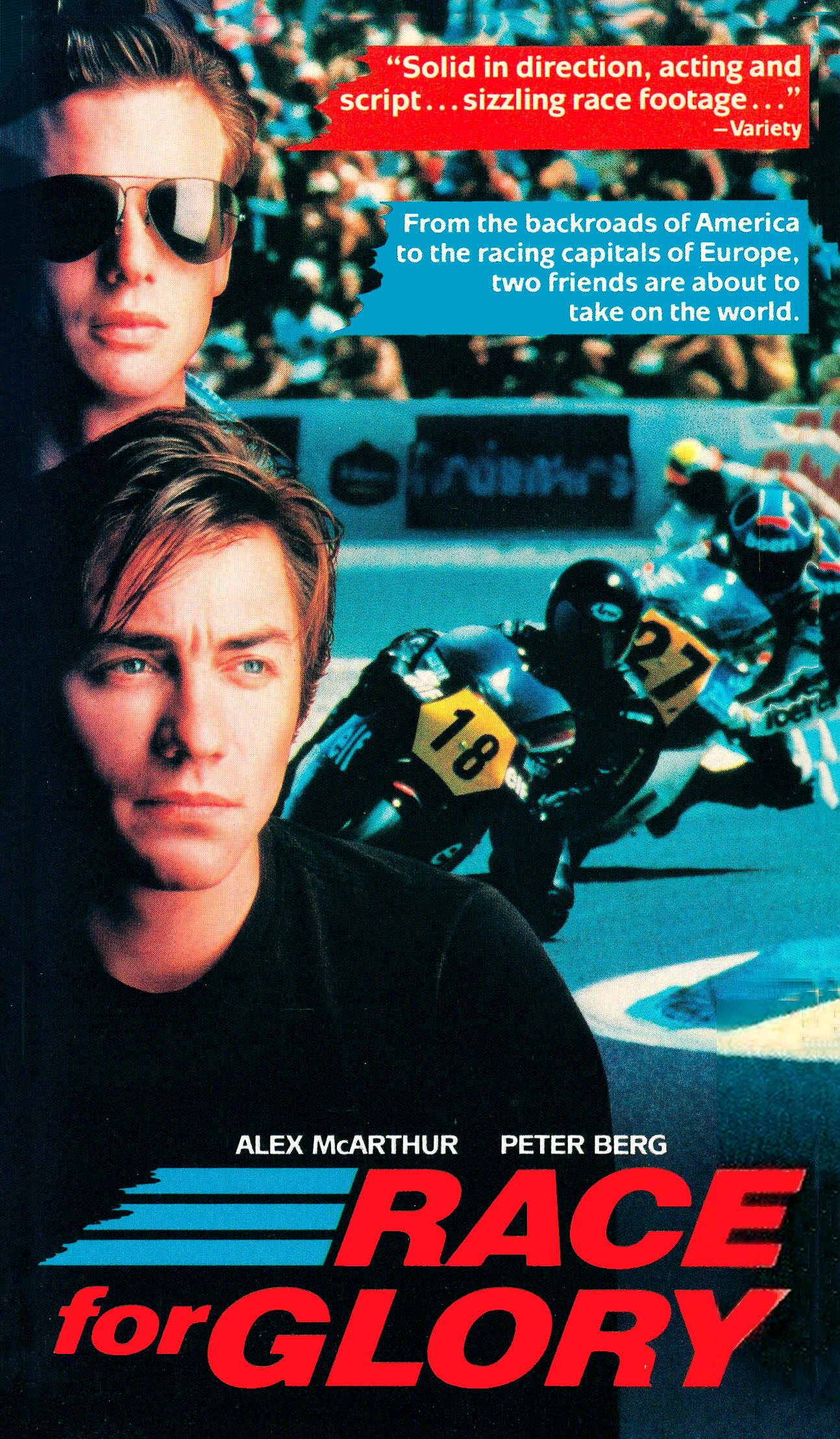 Race for Glory (1989)