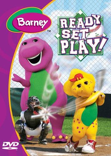 Barney: Ready, Set, Play! (2004 video)