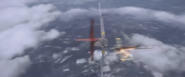 Red Tails (2012) SKYWALKER, EXPLOSION - SMALL EXPLOSION