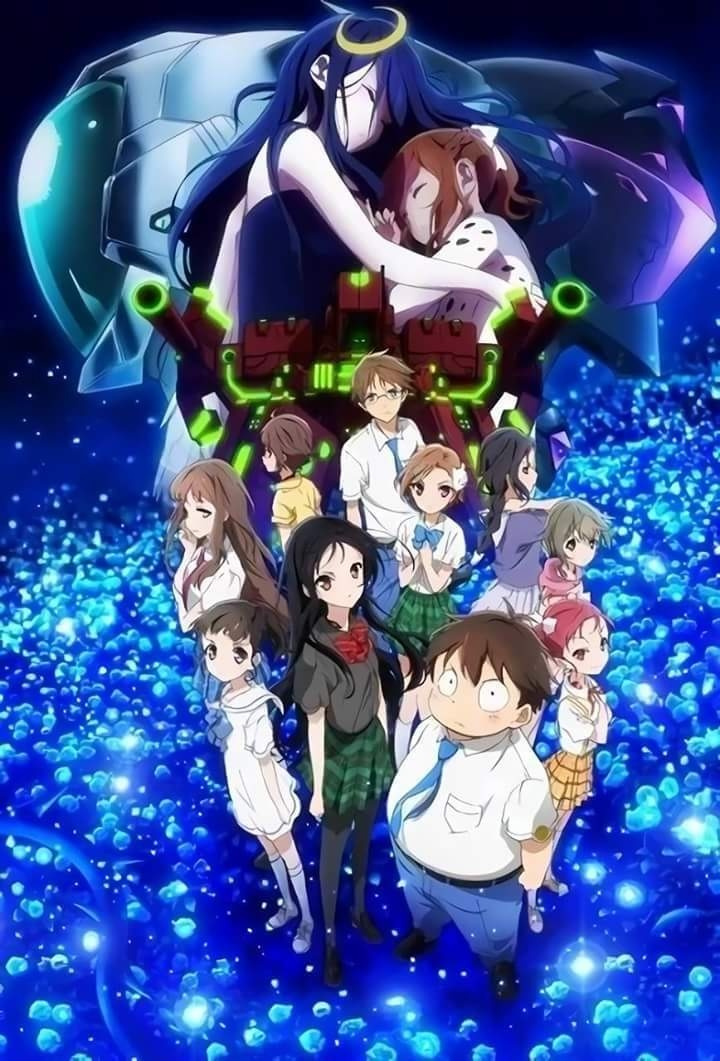 Accel World: Infinite Burst (2016)