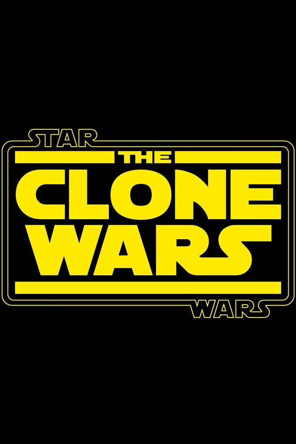 Star Wars: The Clone Wars (CGI Animated Series)