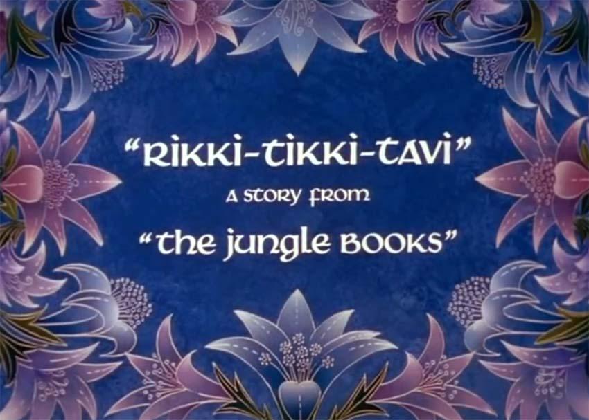 Rikki-Tikki-Tavi (1975)