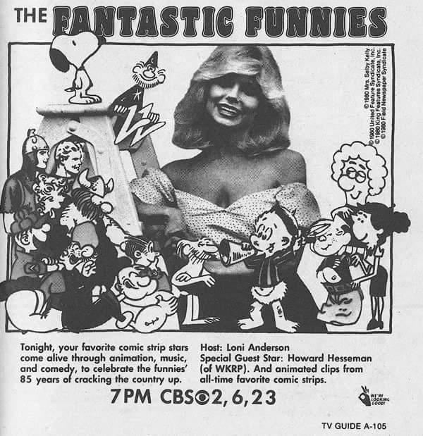 The Fantastic Funnies (1980)