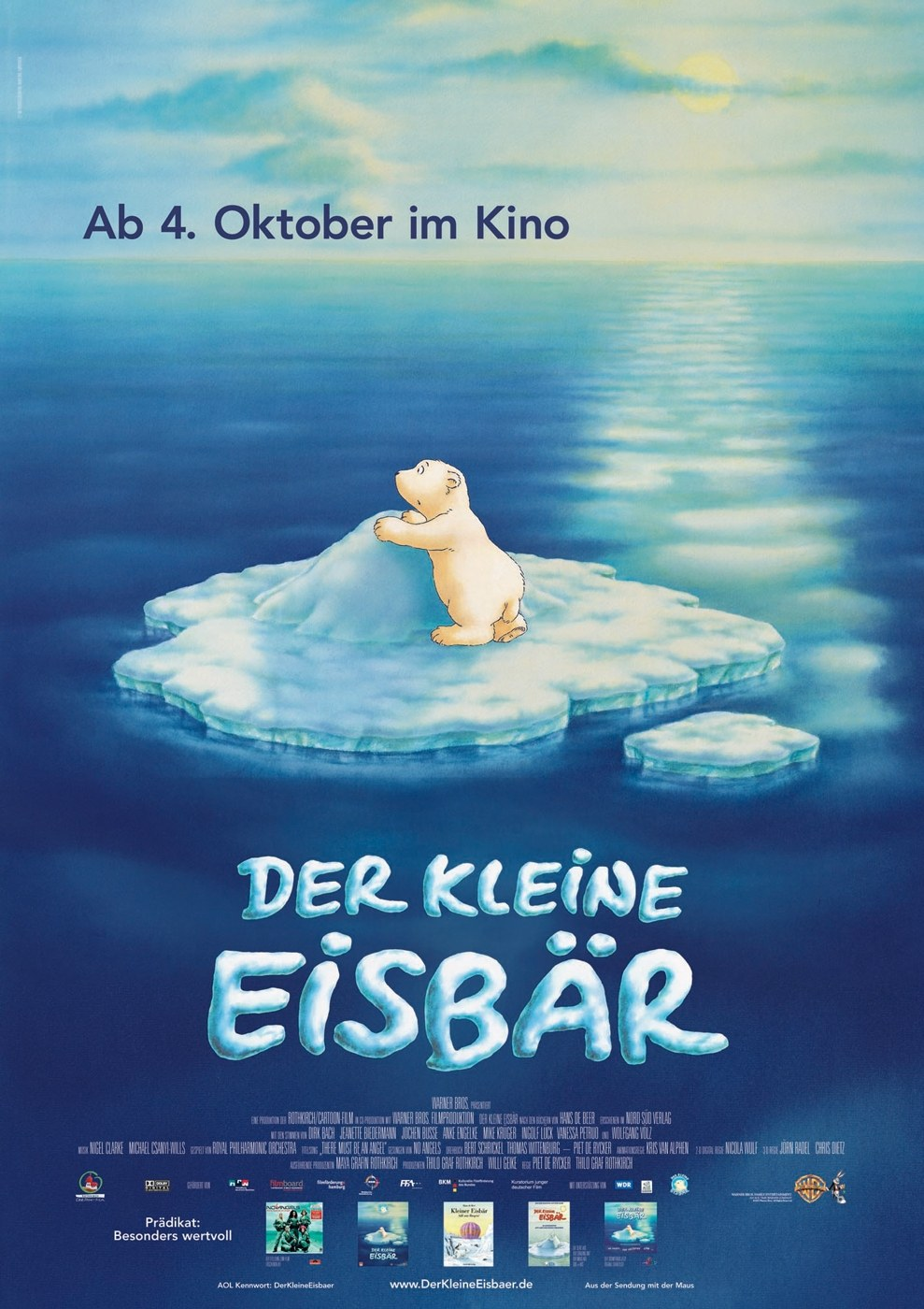 The Little Polar Bear (2001)
