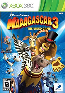 Madagascar 3: Europe's Most Wanted (2012) (Video Game)