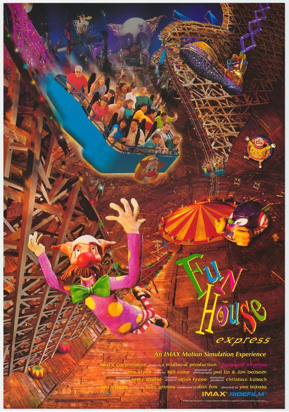 IMAX Funhouse Express (Theme Parks)