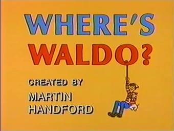 Where's Waldo? (1991 TV Series)