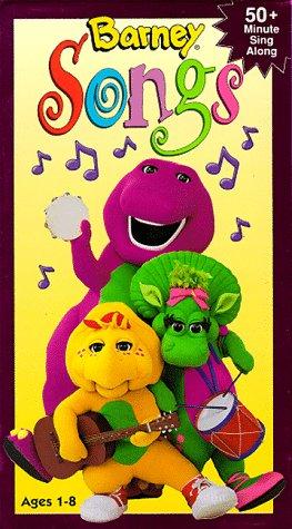 Barney - Barney Songs (1995 video)
