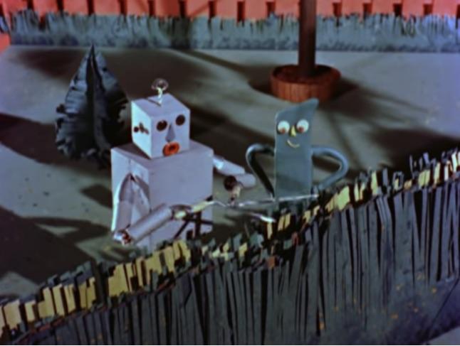 Clokey Robot FX 1