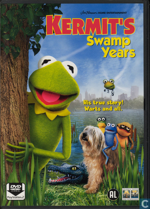 Kermit's Swamp Years (2002)