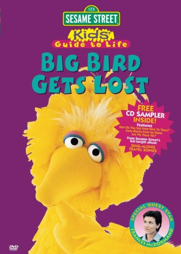 Big Bird Gets Lost (1998) (Videos)