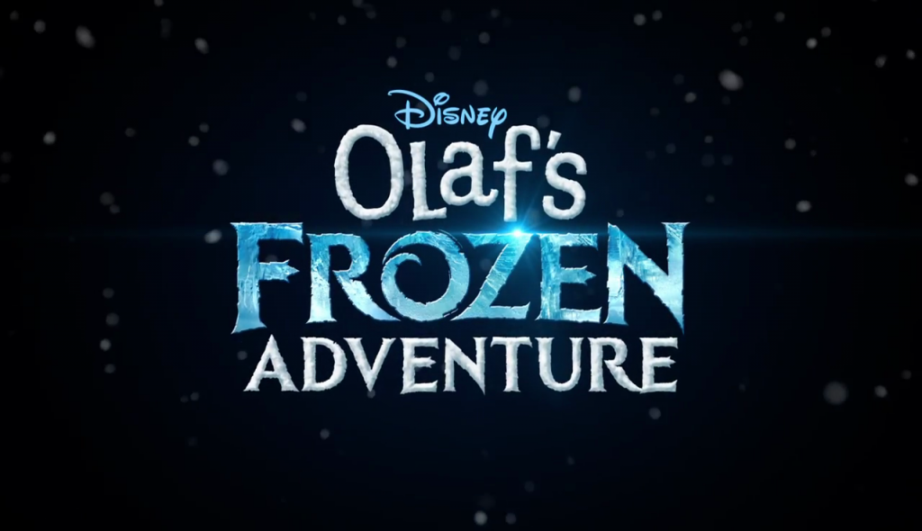 Olaf's Frozen Adventure (2017) (Short)
