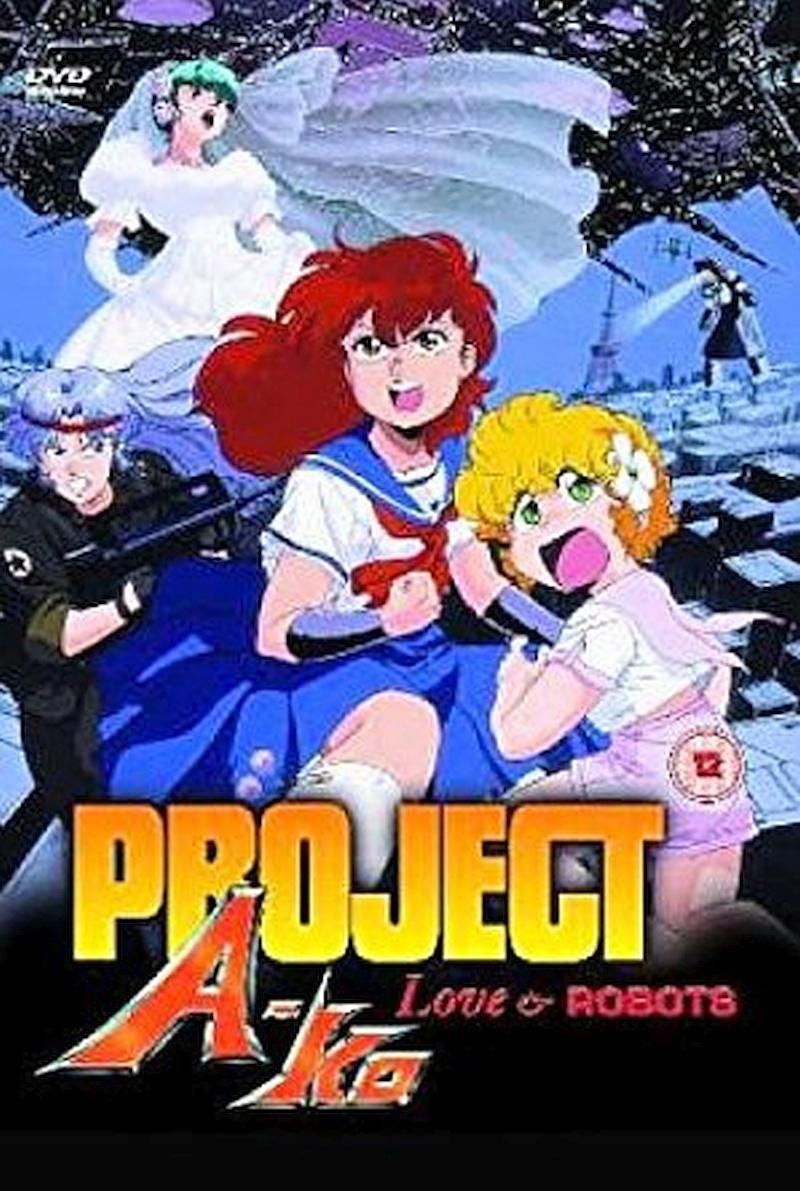 Project A-ko 4: FINAL (1989)