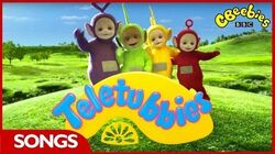 CBeebies- Teletubbies - Theme Song 2015
