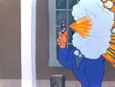 Drip-Along Daffy LOONEY TUNES EXPLOSION SOUND
