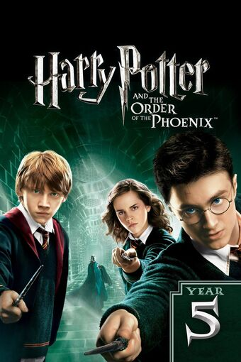 Harry Potter And The Order Of The Phoenix 2007 Soundeffects Wiki Fandom