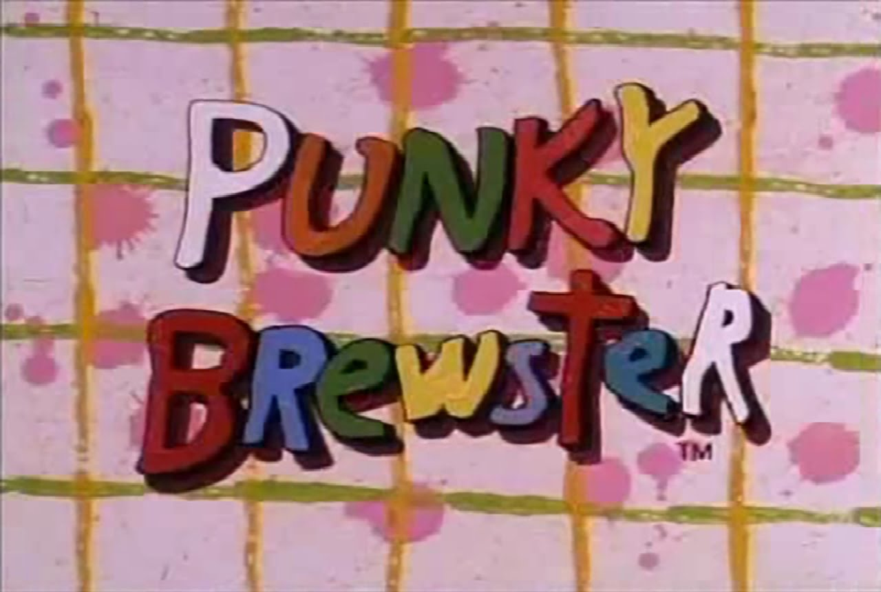 It's Punky Brewster