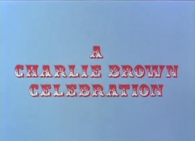 A Charlie Brown Celebration (1981)
