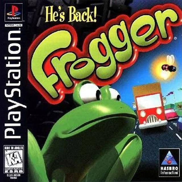 Frogger: He's Back!