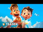 Luca Teaser Trailer -1 (2021) - Movieclips Trailers