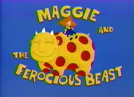 Maggie and the Ferocious Beast Shorts (1998)