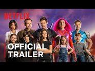 We Can Be Heroes starring Priyanka Chopra & Pedro Pascal - Official Trailer - Netflix