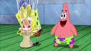 SpongeBob SquarePants Movie FISHFACE