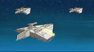 Clone Wars CHAPTER 4 SKYWALKER, EXPLOSION - SHARP, METALLIC ''SNAP'' EXPLOSION