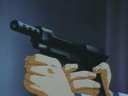 Crying Freeman Anime Gun Cock Sound
