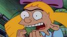 Hey Arnold! Haunted Train H-B WOBBLE, CARTOON - METAL SHEET WARBLE