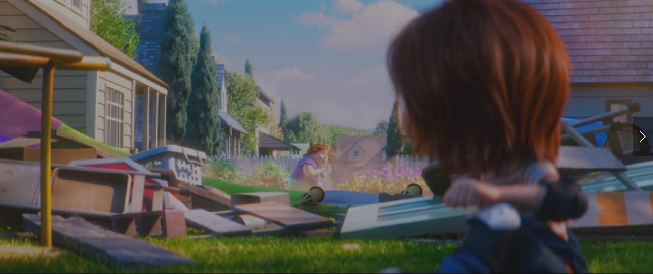 Wonder Park (2019) (Trailers)