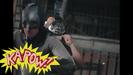 Batman Evolution (2014) Ben Burtt Punching Sounds