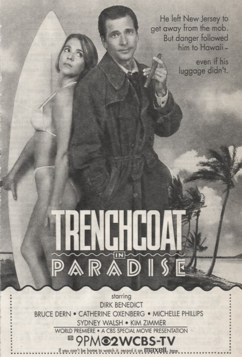 Trenchcoat in Paradise (1989)