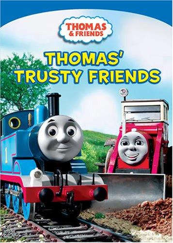 Thomas' Trusty Friends (2007) (Videos)