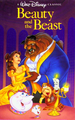 Beauty and the Beast VHS Cover