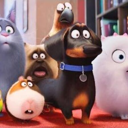 The Secret Life Of Pets - Trailer 3 (HD) - Illumination-1