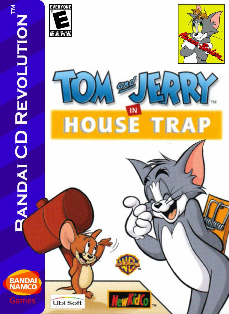 Tom and Jerry in House Trap (Bandai Console Version)