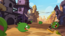 Angry Birds Toons A Fistful of Cabbage Sound Ideas, BIRD, ROOSTER - MORNING CALL, ANIMAL 01