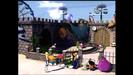 Cartoon Network City Cartoon Carnival Bumper Hollywoodedge, Spooky Reverberant CRT029403